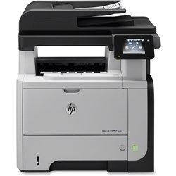 Hp Laserjet Pro M521 M521dn Laser Multifunction Printer Monochrome Printer Multifunction Printer Laser Printer