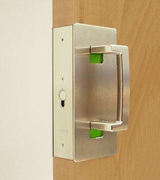 Ada Pocket Door Hardware With Images Pocket Door Hardware