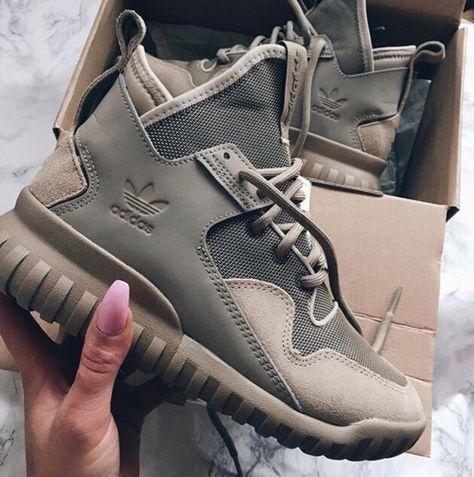 tubulars olive green adidas shoes @Chelsea_xoxo | Sneakers