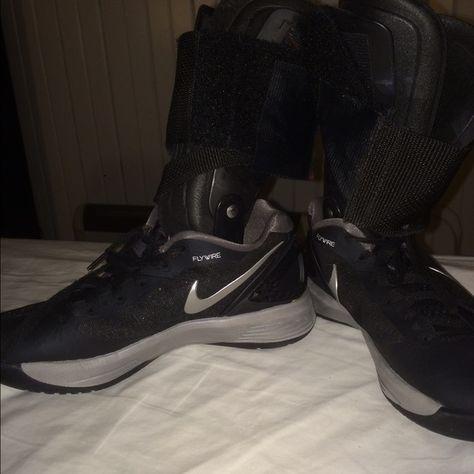 Volleybal Flywire schoenensteunen Volleybal schoenensteunen Flywire Nike Nike nq6gw6X4Ox