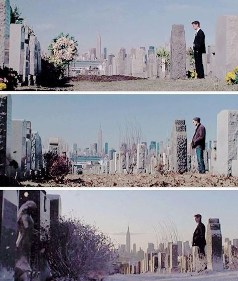 """""""And no offence but you're wrong. You're wrong about us being on different paths. We're not on different paths. You're my path and you're always gonna be my path... I'm following you now. I'm just gonna follow you everywhere. I'm just gonna follow you for the rest of my life."""" I will never recover from Peter and Gwen feels. ** sobs on the floor **"""