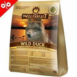 Details Zu Wolfsblut Wild Duck 15 Kg Hundefutter Trockenfutter Mit Ente Hunde Futter Hundefutter Hunde