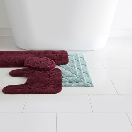 Jcpenney Home Bri Bath Rug Collection Bath Rug Rugs Rug Makeover