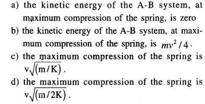 Jee Main Previous Year Papers Questions With Solutions Physics Centre Of Mass Momentum Impulse Learn Cbse Physics Previous Year Kinetic Energy