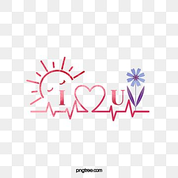 Valentine S Day Creative Heartbeat Font Valentines Day Watercolor Hand Painted Png Transparent Clipart Image And Psd File For Free Download King Pic Clip Art Geometric Heart