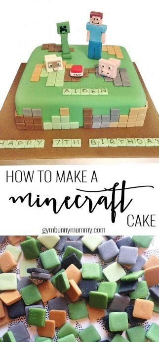 Minecraft Cakes Ideas In 2020 Minecraft Cake Minecraft Birthday
