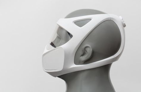 Urban Survival: 12 Futuristic Fashion Designs for Air Pollution Masks - Best Air Filter Pollution Face Mask for Wildfire Smoke, Smog, Dust, Mold, Allergies