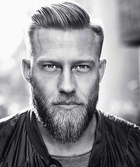 Coiffure et barbe pour hommes 2019
