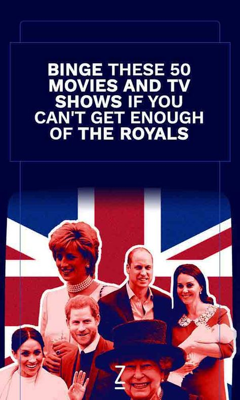 If you love the royal family then you'll love these movies and TV shows.