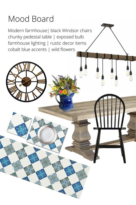 Styling ideas for my Mediterranean Tile Table Linens Collection. #diningdecor #tablelinens #tablerunners #placemats #fernandpiperco #interiordesign #homedecor #bridalshowergift #giftforher #housewarminggift #gifting #moodboard #stylingideas #diningrooms