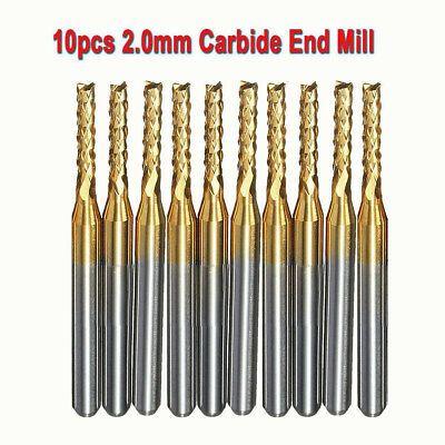 "Craftsman Lot of 10pcs 25//64/"" HSS TiN Coated Jobbers Drill Bit Jet Split Point"