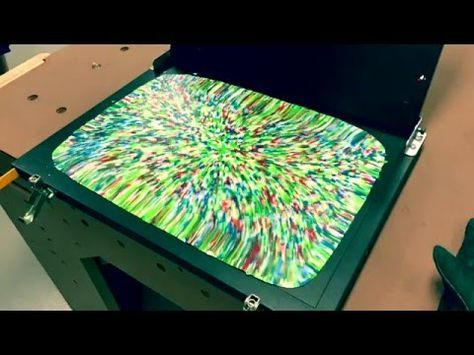 Recycling plastic off cuts with the Schredder and Sheet Press