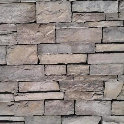 Veneerstone Field Stone Cordovan Corners 10 Lin Ft Handy Pack Manufactured Stone 97443 The Home Depot Manufactured Stone Stone Veneer Siding Stone Veneer