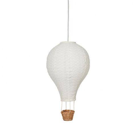 Cam Cam Lampe Luftballon Mint Decoration Chambre Enfant Rangement Decoratif Ballon