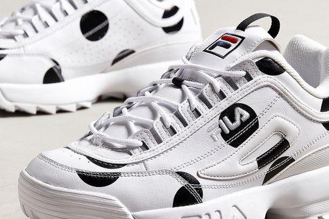 Pierre Cardin x FILA Disrupter | Sneakers, Casual shoes