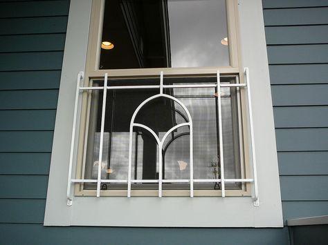 Curly Vineyness Security Door Home Security Doors