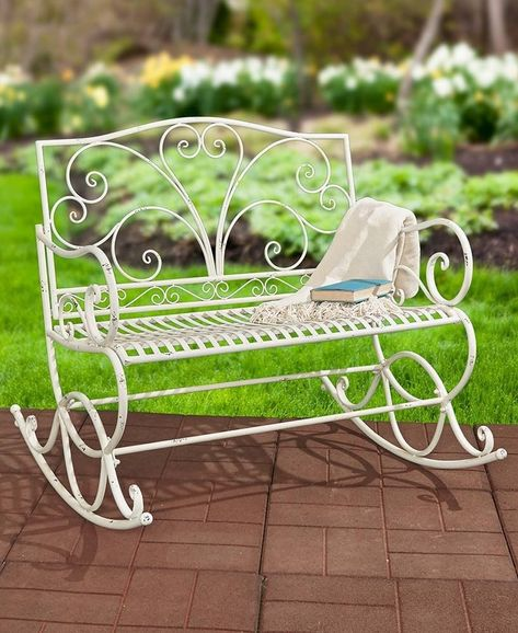 Details About Bcp Floral Rose Garden Bench Patio Bench 640 x 480
