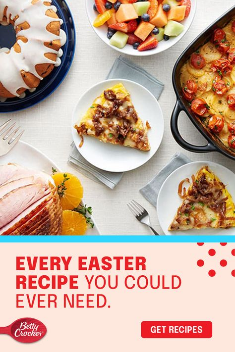 Here's your one-stop-shop for all the Easter recipe ideas you could ask for (and a few more!). Pin this to have on hand for every Easter to come.