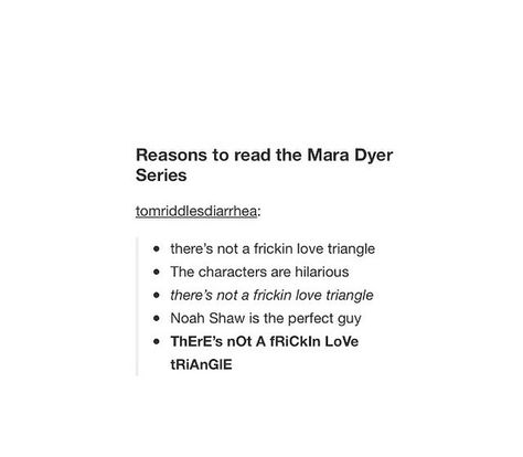 || also there is NO frickin love triangle || The Unbecoming of Mara Dyer • The Evolution of Mara Dyer • The Retribution of Mara Dyer •