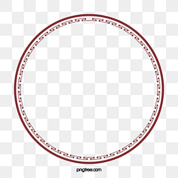 Chinese Classical Style Circle Border Chinese Clipart Circle Clipart Frame Png Transparent Clipart Image And Psd File For Free Download Circle Clipart Clip Art Circle Borders