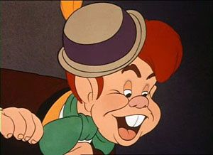Lampwick Pinocchio