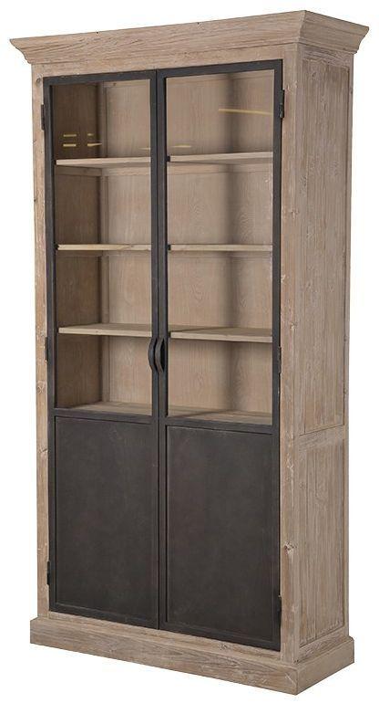 Storage Cabinet 36x18x72 Bookcase 70cm Wide Storage Cabinet