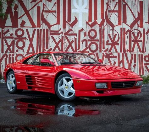 Wearecurated 1994 Ferrari 348 Challenge 1 Of 32 Factory Built Tb