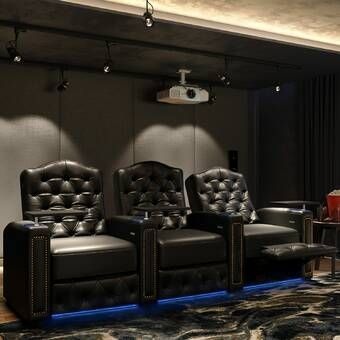 Regal Hr Series Home Theater Row Seating Row Of 2 In 2021 Theater Recliners Theater Sofa Media Room Seating