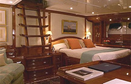 Inside The Worlds Largest Yacht