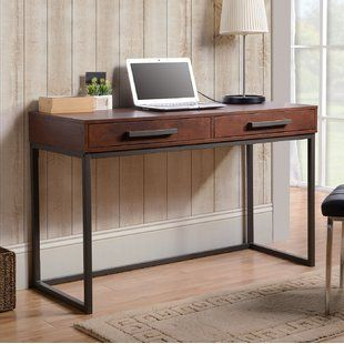 Writing Desks You Ll Love Wayfair Furniture Solid Wood Desk Solid Wood Writing Desk