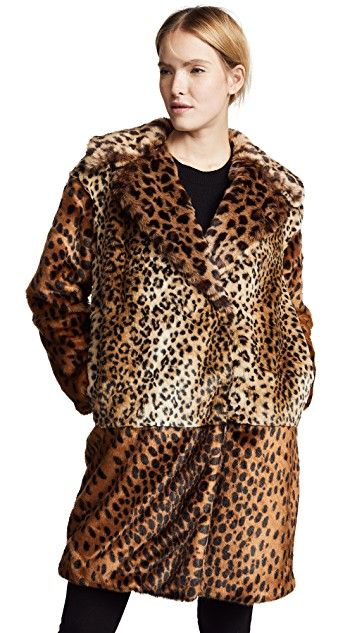 Blank Denim Womens Party Animal Coat