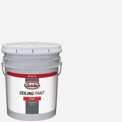 5 Gallon Ceiling Paint Interior Paint The Home Depot In 2020 Glidden Essentials Interior Paint Glidden