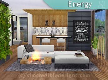Pyszny16 Martin livingroom conversion at MIO via Sims 4 Updates ...