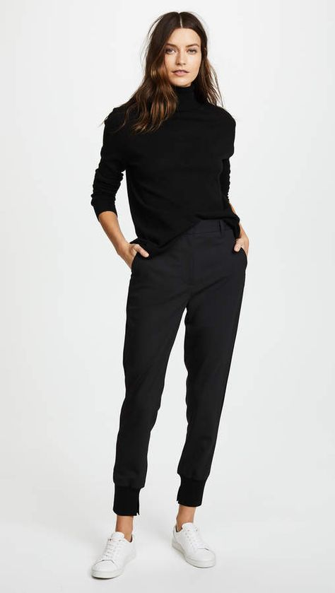 Best Cosy Office & Work Outfits Ideas for Women When It's Cold ~ Fashion & D. - Mode 35 Best Cosy Office & Work Outfits Ideas for Women When Its Cold Fashion & D Classic Work Outfits, Casual Work Outfits, Mode Outfits, Work Attire, Work Casual, Winter Outfits, Casual Chic, Chic Outfits, Comfy Work Outfit