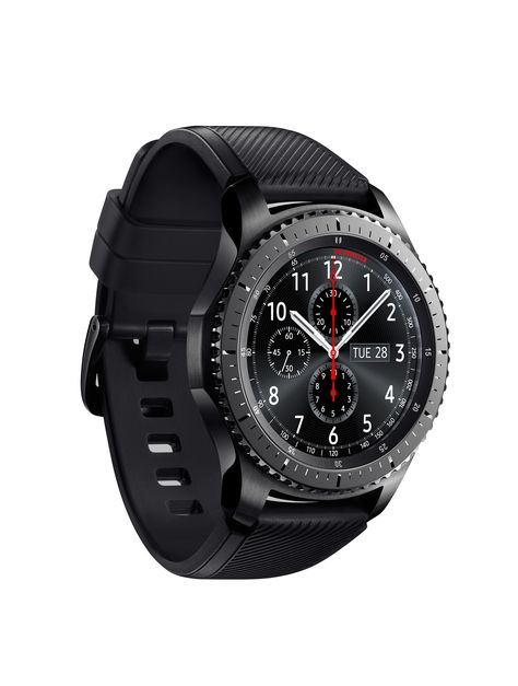 Samsung's Gear S3 watches are more elegant (and rugged) than ever