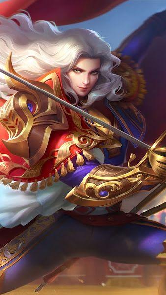 Lancelot Royal Matador Skin Mobile Legends 4k 3840x2160 Wallpaper Mobile Legend Wallpaper Mobile Legends Alucard Mobile Legends