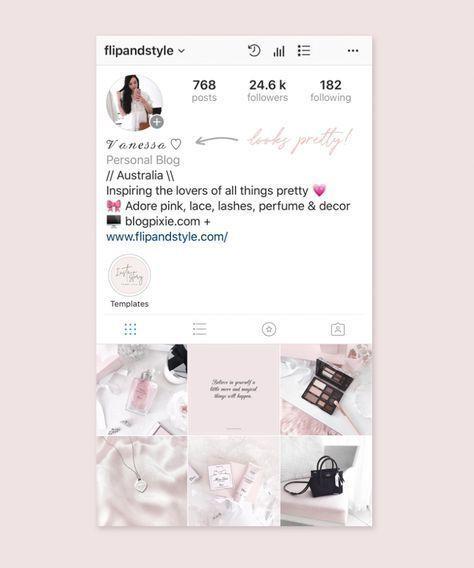 Cómo Cambiar La Fuente En Tu Biografía De Instagram Blog Pixie Cómo Cambiar La Fuente En In Instagram Bio Instagram Bio Quotes Instagram Quotes