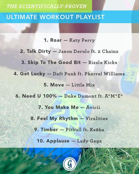 Ultimate Workout #playlist