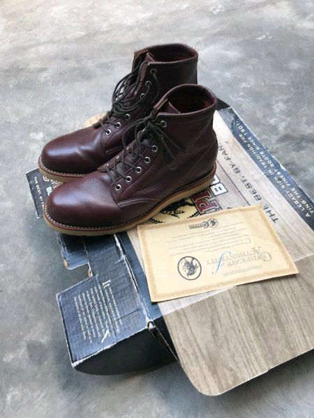 Hasil Gambar Untuk Sepatu Redwing Original Sepatu Sepatu Boots