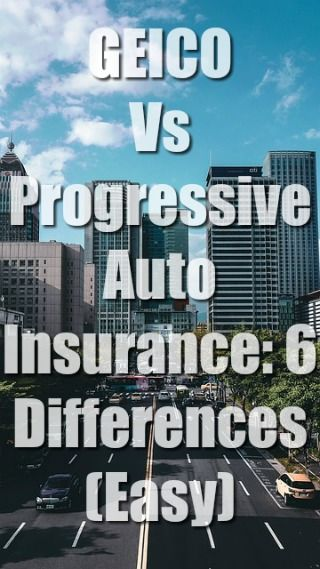 Geico Vs Progressive Car Insurance Progressive Auto Car