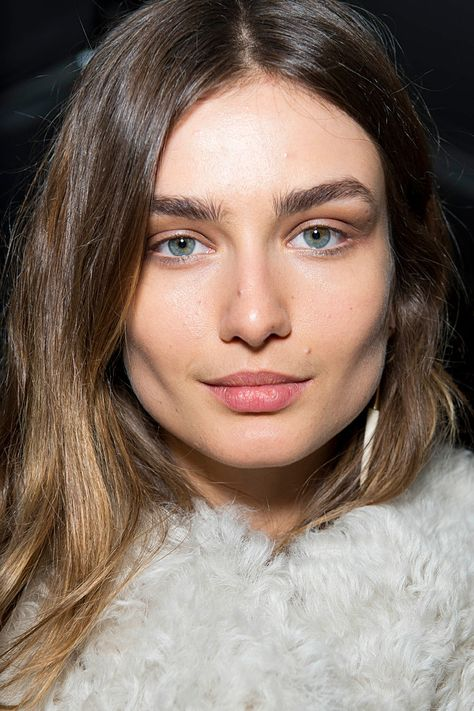 Fall Trend: Natural Makeup, Isabel Marant