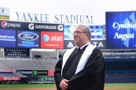 13 Best Weddings At Yankee Stadium Images On Pinterest Perfect