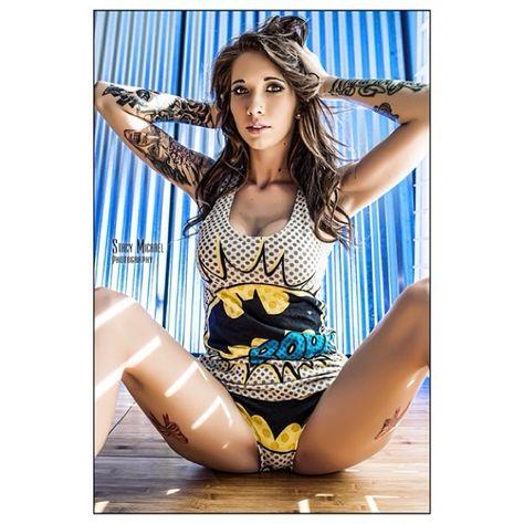 Vanessa lake inked tattoo girl