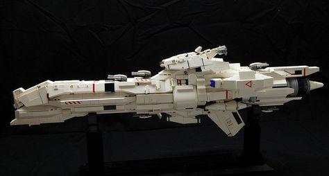 Heavy Corvette: Thakrar by dasnewten, via Flickr