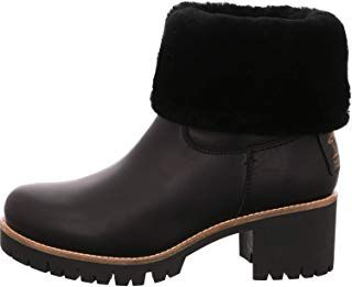 Panama Jack Damen Piola Igloo Travelling Hohe Stiefel Damen Frau Schuhe Damenschuhe Geschenkideen Boots Chelsea Boots Shoes