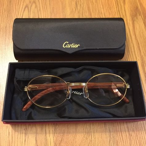 Cartier Giverny vintage sunglasses Brand new comes with everything Cartier Accessories Glasses