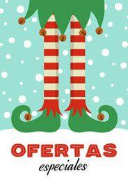 Ofertas especiales de Navidad #Comercio #Navidad #Tienda