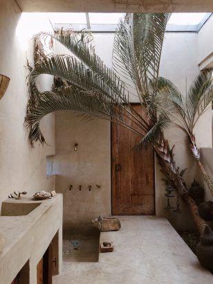 15 idées pour salle de bains tadelakt | Minimalistic ...