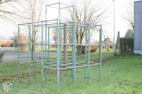 Jeu :la cage a poules de jardin 80€ LEBONCOIN | Cage à ...