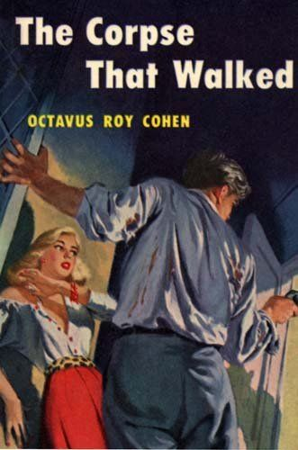The Corpse That Walked (Pulp Mystery Fiction) « Library User Group